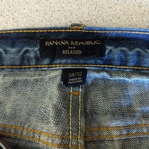 Men's Banana Republic Relaxed Fit Jeans
